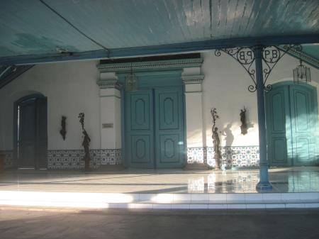 Kraton, the palace in Solo